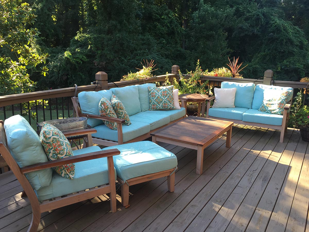 Photo Gallery Atlanta Teak Furniture - Patio furniture roswell ga