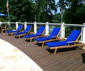 Chaise Loungers By Atlanta Teak Furniture