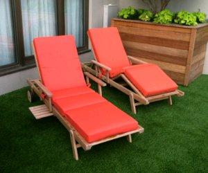Teak Lounges By Atlanta Teak Furniture
