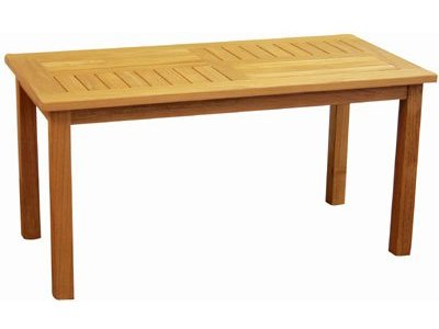 teak side table from Atlanta Teak Furniture