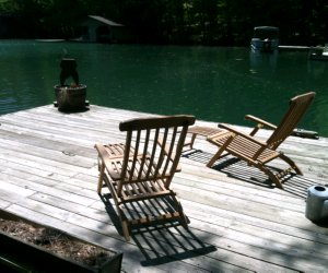 lake furniture by Atlanta Teak Furniture