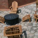 Teak Fire Pit Furniture