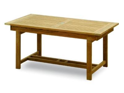 A Royal Teak Extension Table