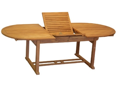 Samui Teak Extension Table
