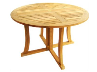A Teak Drop Leaf Table