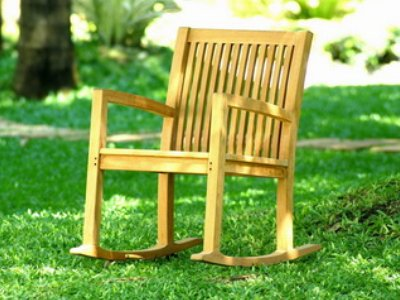 royal rocking chair atlanta teak furniture