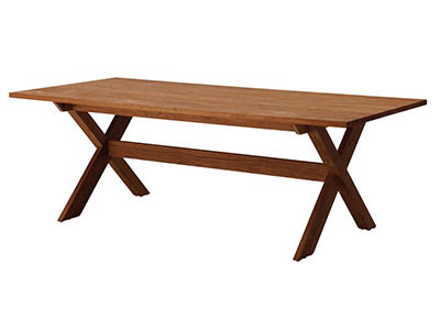 A Vintage Teak Dining Table