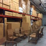 teak furniture in stock